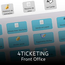 4TICKETING Front Office